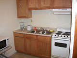 Kitchens with new cabinets and appliances